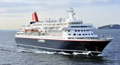 'Nippon Maru': Photo credit Mitsui OSK