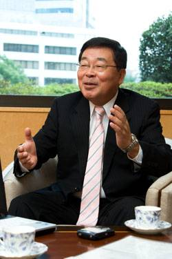 Noboru Ueda, Class NK Chairman and President