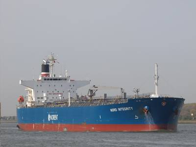 Nord Integrity, a 48,026 dwt MR product carrier (Photo: Synergy Group)