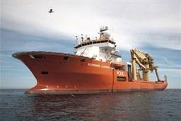 Normand Clipper: Photo credit Ocean Installer