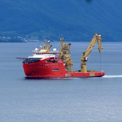 Normand Vision - Credit: Solstad Offshore