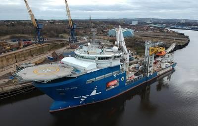 North Sea Giant / Credit: MacGregor