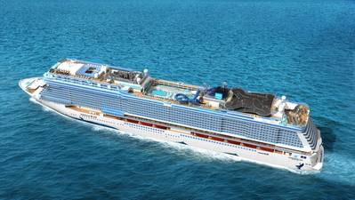 Norwegian Bliss. Photo: NCL Corporation Ltd.