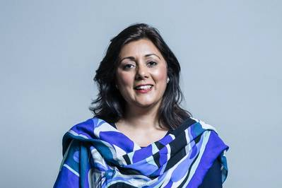 Nusrat Ghani (Photo: Maritime UK)