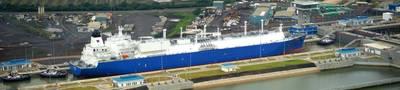 Oak Spirit LNG carrier. Photo: Teekay LNG Partners