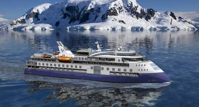 Ocean Explorer, vessel number 4 in the INFINITY class. Image: Ulstein