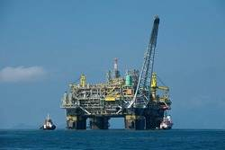 Oil Platform: Photo credit Wikipedia CCL