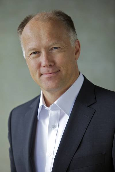 Olav Magnus Nortun, CEO Thome Group (image: Thome)