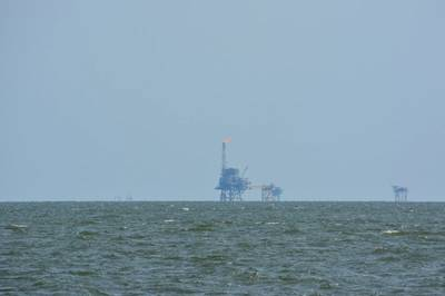 For illustration only - Offshore platforms in U.S. Gulf of Mexico - Credit: Mosto/AdobeStock