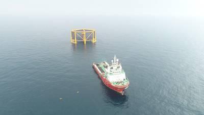 (Photo: CCCC Marine Construction & Development Co)