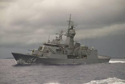 Parramatta IV - Image Credit: Royal Australian Navy (File Photo)