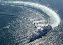Patrol Vessel – Holland Class: Photo courtesy of Damen