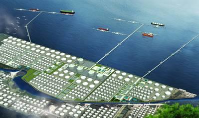 Pengerang LNG Terminal