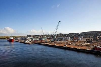 Photo: Aberdeen Harbor