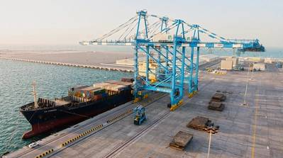 Photo: Abu Dhabi Ports