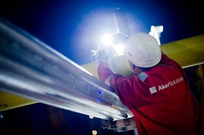 Photo: Aker Solutions / Rolf Estensen