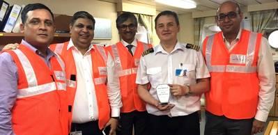 Photo: APM Terminals Mumbai