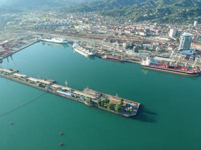 Photo: Batumi Sea Port