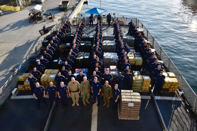 Photo by Petty Officer 3rd Class Brandon Murray  U.S. Coast Guard District 7
