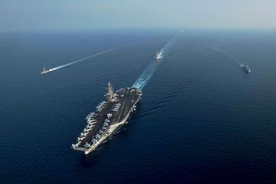Photo by U.S. Navy photo by Mass Communication Specialist 3rd Class Anthony J. Rivera