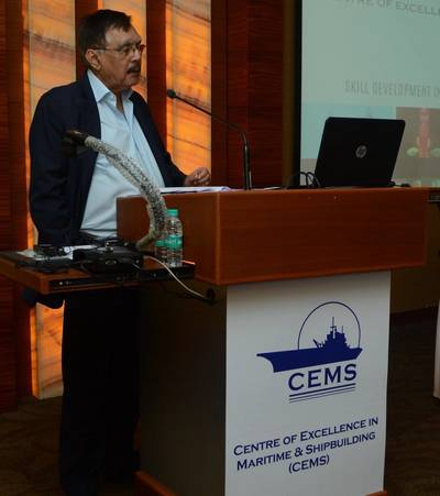 Photo: Centre of Excellence in Maritime & Shipbuilding (CEMS)