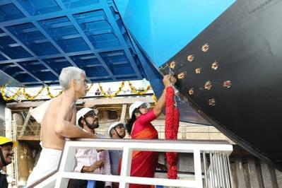 Photo: Cochin Shipyard Ltd.