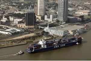 Photo courtesy Alabama State Port Authority