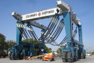Photo courtesy Colonna's Shipyard, Inc.