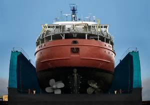 Photo courtesy Derecktor Shipyards