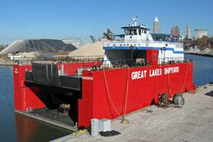 Photo courtesy Great Lakes Shipyard