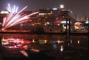 Photo courtesy Hamburg Cruise Center