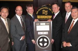 Photo courtesy Harrington Hoists, Inc.