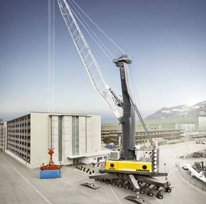 Photo courtesy Liebherr-Werk Nenzing GmbH