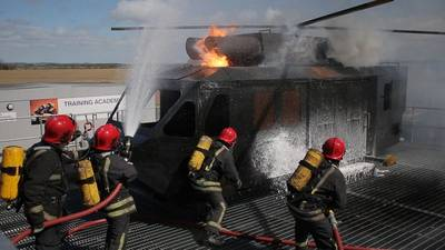 Photo courtesy Maersk Training