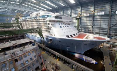 photo: courtesy Meyer Werft