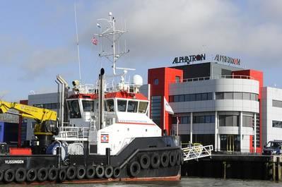 Photo courtesy of Alphatron Marine