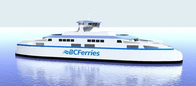 Photo courtesy of BC Ferries