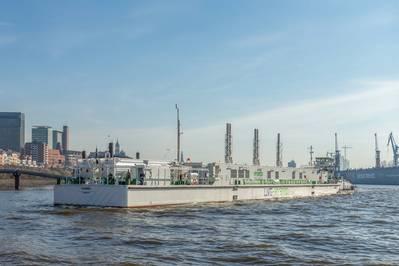 Photo courtesy of Becker Marine Systems