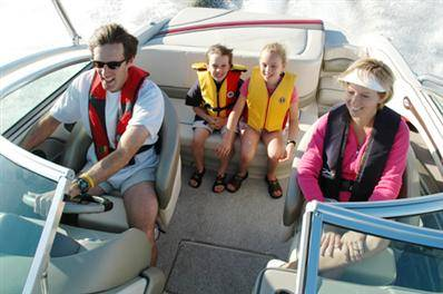 Photo courtesy of Boating Safety Resource Center