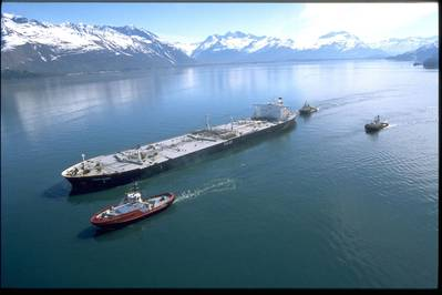 Photo courtesy of Crowley Marine Services