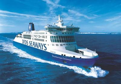 Photo courtesy of DFDS
