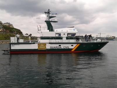 Photo courtesy of Gondan Shipyard