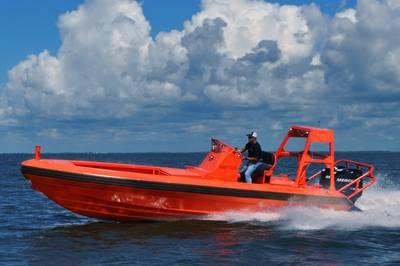 Photo courtesy of Metal Shark Aluminum Boats