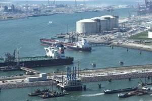 Photo courtesy of Port of Rotterdam