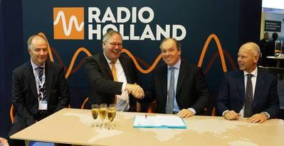 Photo courtesy of Radio Holland