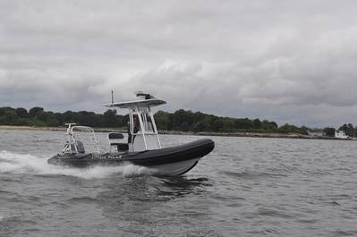 Lowell Police Takes Delivery Of New RIBCRAFT