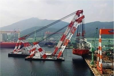 Photo courtesy of Samsung Heavy Industries