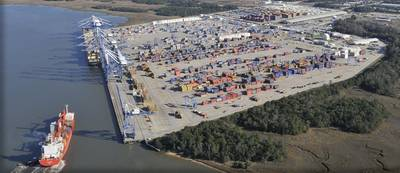 Photo courtesy of SC Ports Authority