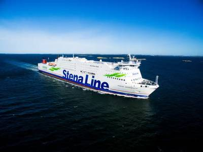Photo courtesy of Stena Line