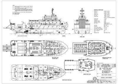 Photo courtesy of United Ship Design